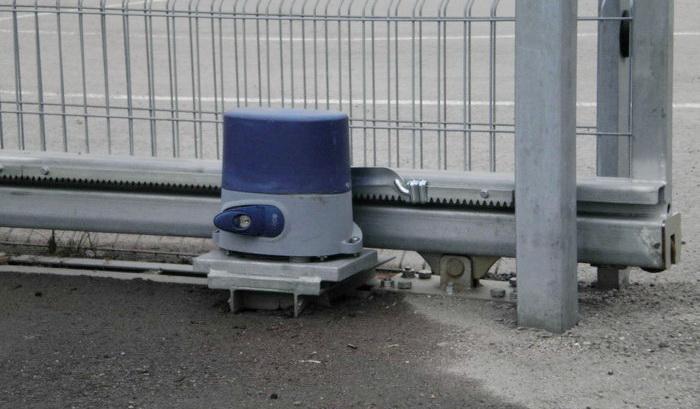 Liugvärava automaatika